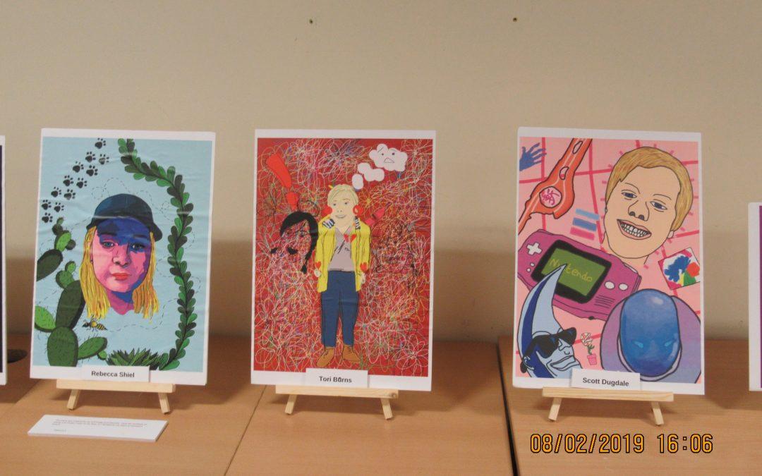 Top Artist Works at Shotton Community Centre