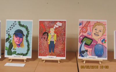 Top Artist Works at Shotton Community Centre